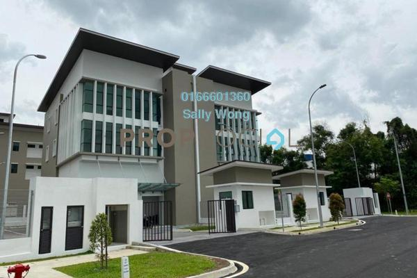 For Sale Factory at Temasya Industrial Park, Temasya Glenmarie Freehold Unfurnished 0R/0B 6.5m