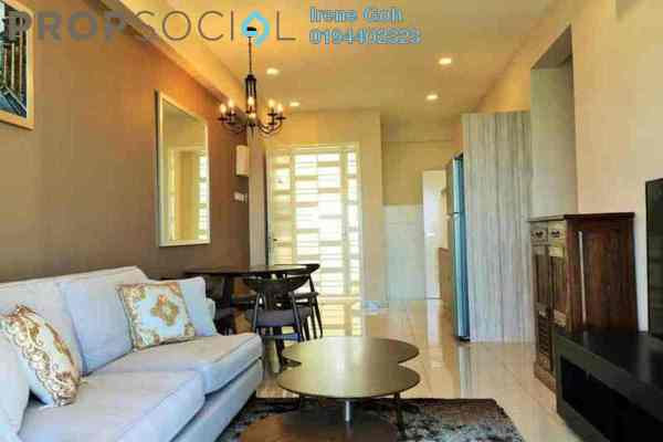For Rent Condominium at Tropicana Bay Residences, Bayan Indah Freehold Fully Furnished 3R/2B 3k
