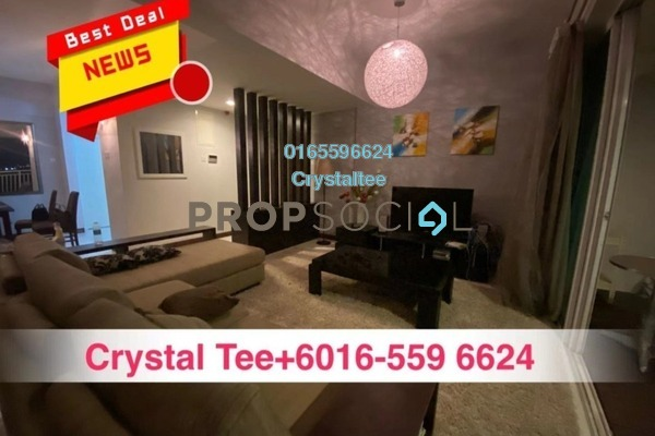 For Rent Condominium at Summer Place, Jelutong Freehold Fully Furnished 4R/3B 3k
