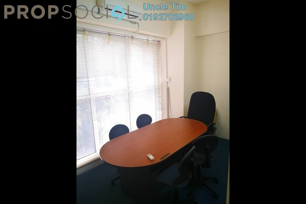 For Sale Office at Megan Ambassy, Ampang Hilir Freehold Semi Furnished 1R/1B 280k