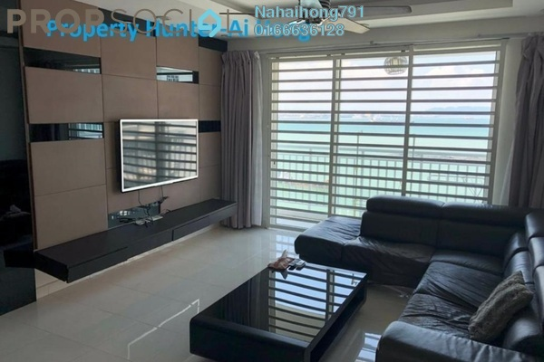 For Rent Condominium at Summer Place, Jelutong Freehold Fully Furnished 3R/3B 2.3k