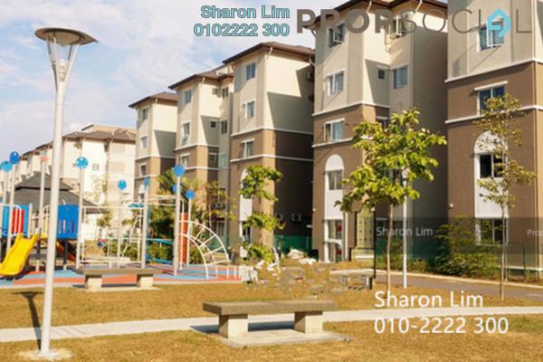 For Rent Apartment at Akasia Apartment, Klang Freehold Unfurnished 3R/2B 800translationmissing:en.pricing.unit