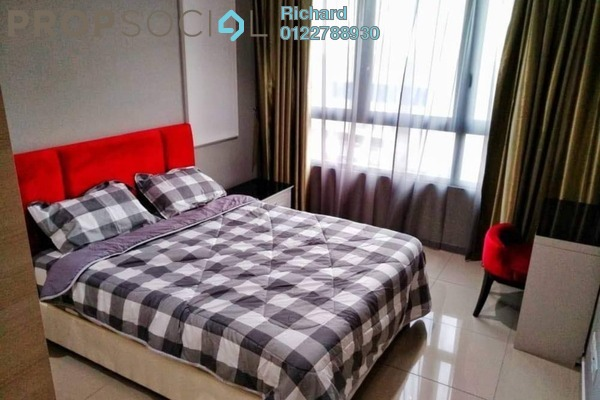 For Rent Serviced Residence at i-City, Shah Alam Freehold Fully Furnished 1R/1B 1.2k