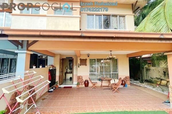 Terrace For Sale in Dataran Pandan Prima, Pandan Indah Freehold Unfurnished 5R/4B 1.45m