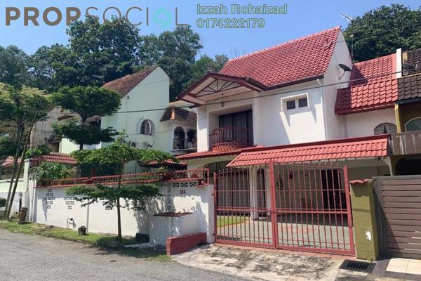 Semi-Detached For Sale in Taman Sri Ukay, Ukay Freehold Semi Furnished 4R/4B 1.3m