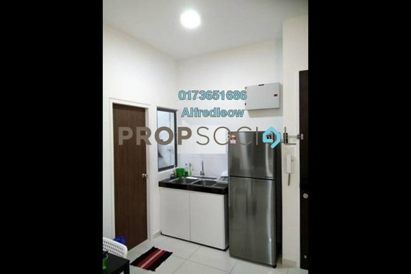 For Rent Condominium at Seasons Garden Residences, Wangsa Maju Freehold Semi Furnished 4R/2B 1.4k