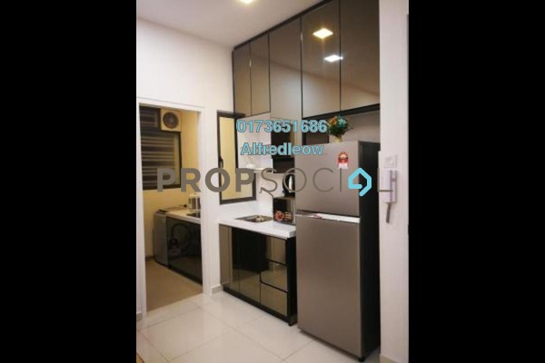 For Rent Condominium at Seasons Garden Residences, Wangsa Maju Freehold Semi Furnished 4R/2B 1.6k