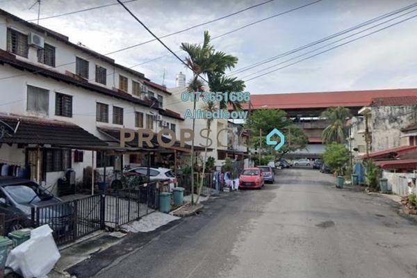 For Rent Terrace at Desa Setapak, Setapak Freehold Semi Furnished 3R/2B 1.1k