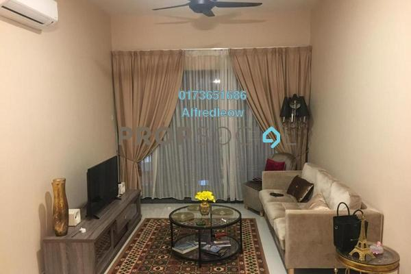 For Rent Condominium at Seasons Garden Residences, Wangsa Maju Freehold Fully Furnished 3R/2B 1.9k