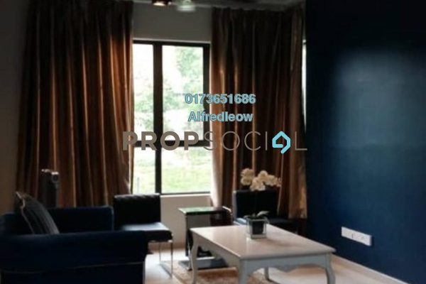 For Rent Condominium at Irama Wangsa, Wangsa Maju Freehold Fully Furnished 3R/2B 3k