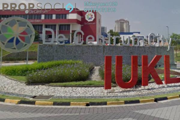 Condominium For Sale in De Centrum Residences, Kajang Freehold Unfurnished 2R/1B 250k