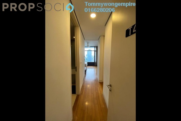 Condominium For Rent in The Troika, KLCC Freehold Semi Furnished 4R/4B 11k