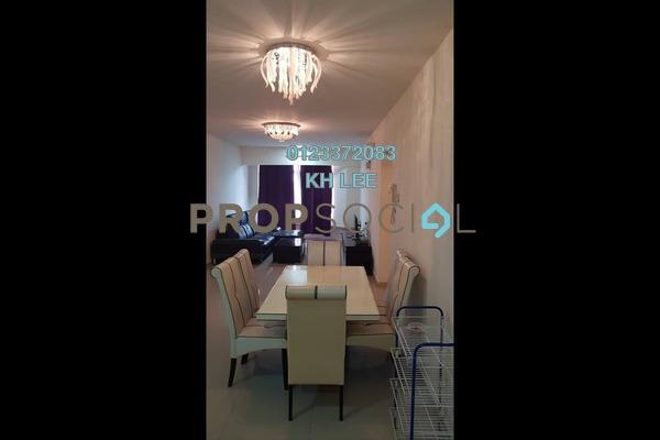 For Rent Condominium at Putra Majestik, Sentul Freehold Fully Furnished 3R/2B 1.8k