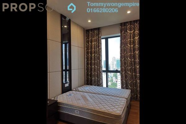 For Rent SoHo/Studio at Dorsett Residences, Bukit Bintang Freehold Fully Furnished 1R/1B 4k