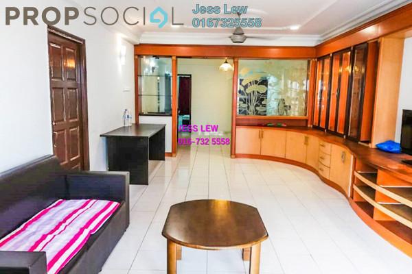 For Rent Condominium at Endah Ria, Sri Petaling Freehold Fully Furnished 3R/2B 1.75k