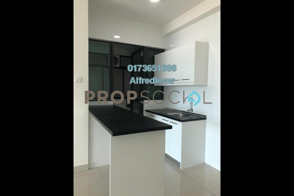 For Rent Condominium at KL Traders Square, Kuala Lumpur Freehold Semi Furnished 4R/2B 1.5k
