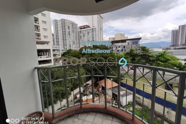 For Rent Condominium at Sri Pelangi, Setapak Freehold Semi Furnished 3R/2B 1k