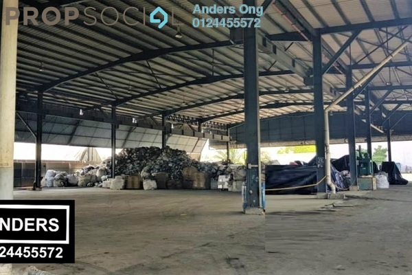 For Rent Factory at Kawasan Perusahaan Ringan Juru, Juru Freehold Unfurnished 0R/0B 16k