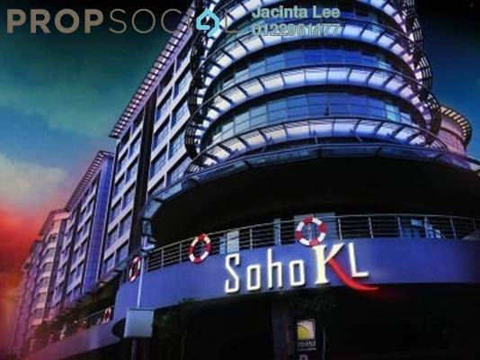For Sale Office at Solaris Mont Kiara, Mont Kiara Freehold Unfurnished 0R/2B 875k