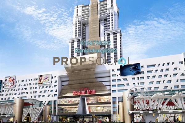 SoHo/Studio For Sale in The Strand, Kota Damansara Freehold Semi Furnished 1R/1B 361k