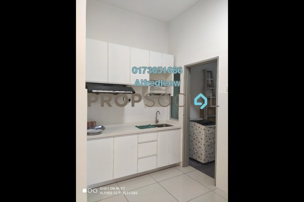 For Rent Condominium at DeSkye Residence, Jalan Ipoh Freehold Fully Furnished 3R/2B 1.45k