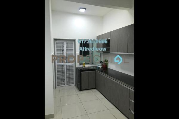For Rent Condominium at DeSkye Residence, Jalan Ipoh Freehold Semi Furnished 3R/2B 1.35k