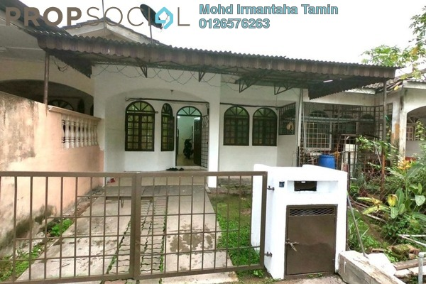 Terrace For Sale in Taman Alam Megah, Shah Alam Freehold unfurnished 3R/2B 370k