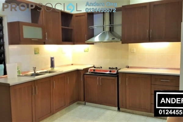 For Rent Condominium at Marina Bay, Tanjung Tokong Freehold Fully Furnished 3R/3B 2.6k