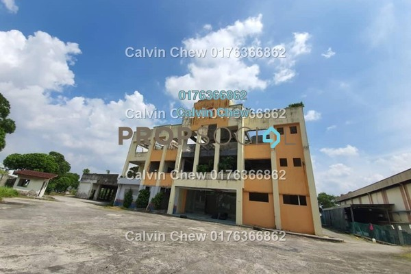 Factory For Sale in Taman Perindustrian Cemerlang, Ulu Tiram Freehold Unfurnished 0R/0B 4.33m