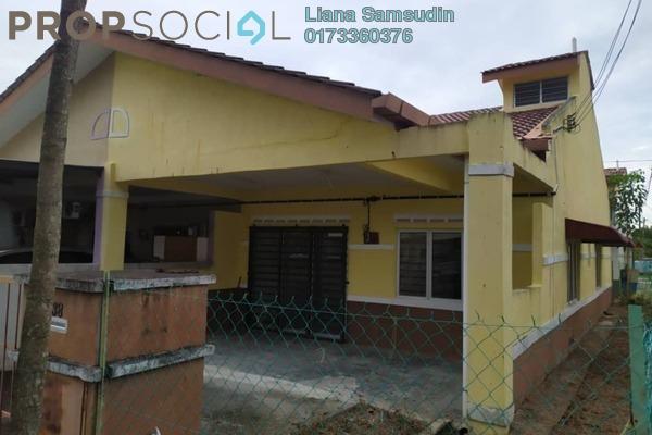Terrace For Rent in Taman Langat Murni, Banting Freehold Unfurnished 3R/2B 1.3k