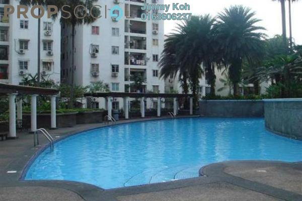 For Rent Condominium at Pantai Hillpark 2, Pantai Freehold Fully Furnished 3R/2B 1.5k