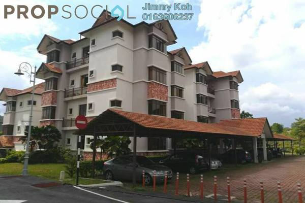 For Rent Condominium at Cyber Heights Villa, Cyberjaya Freehold Fully Furnished 3R/2B 1.2k