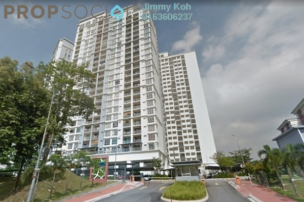 Condominium For Rent in Suasana Lumayan, Bandar Sri Permaisuri Freehold Unfurnished 4R/2B 1.45k