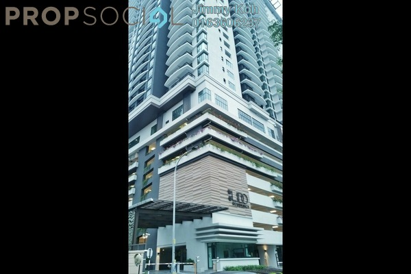 For Rent Condominium at Lido Residency, Bandar Sri Permaisuri Freehold Semi Furnished 2R/2B 1.6k