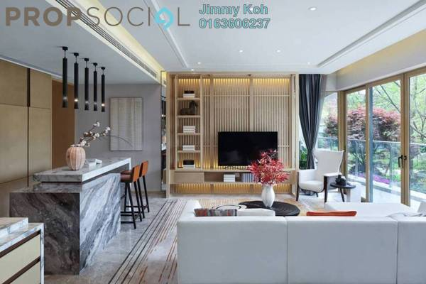 Condominium For Sale in Duta Ria, Dutamas Freehold Semi Furnished 3R/2B 440k