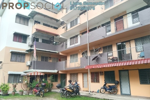 Apartment For Sale in Section 4, Wangsa Maju Freehold Unfurnished 2R/1B 200k