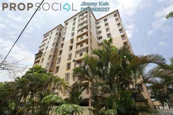 Condominium For Sale in Le Jardine, Pandan Indah Freehold Unfurnished 3R/2B 300k