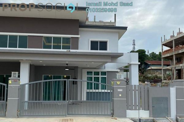 For Sale Terrace at Taman Bukit Rambai Putra, Melaka Freehold Unfurnished 4R/2B 286k