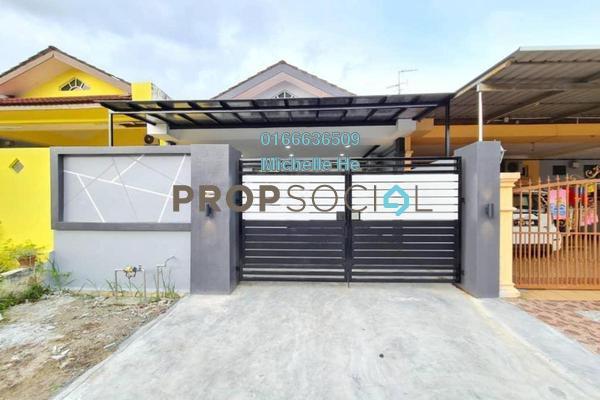 Terrace For Sale in Taman Nusa Bestari 1, Iskandar Puteri (Nusajaya) Freehold Semi Furnished 3R/2B 508k