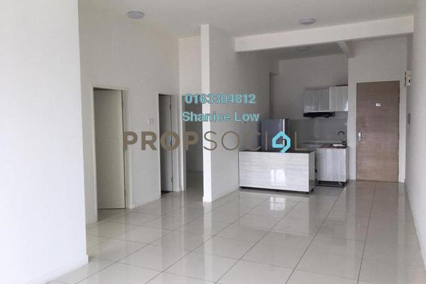 Serviced Residence For Rent in Skypod, Bandar Puchong Jaya Freehold Semi Furnished 3R/2B 1.8k