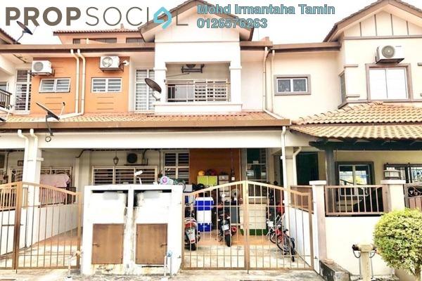 Townhouse For Sale in Taman Seri Alam, Sungai Buloh Leasehold semi_furnished 3R/2B 315k