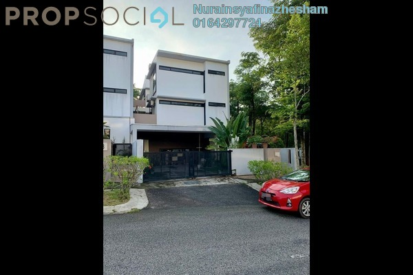 For Sale Bungalow at 20trees, Melawati Freehold Semi Furnished 5R/6B 2.2m