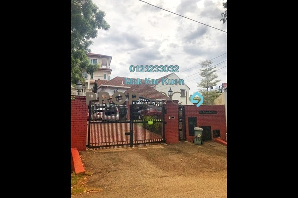 For Sale Bungalow at Taman OUG, Old Klang Road Freehold Unfurnished 0R/0B 1.77m