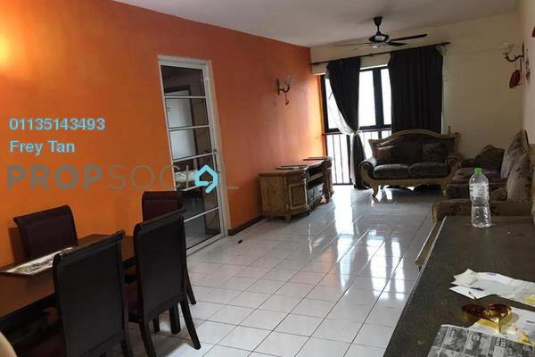 For Rent Condominium at Bistari, Putra Freehold Semi Furnished 3R/2B 1.8k