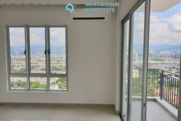 For Rent Condominium at Villa Crystal, Segambut Freehold Semi Furnished 4R/3B 1.9k