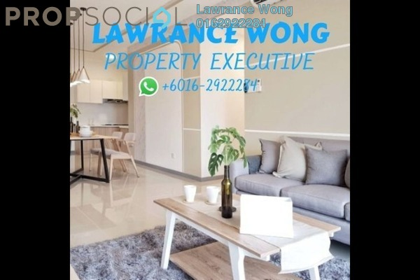 Serviced Residence For Rent in United Point Residence, Segambut Freehold Fully Furnished 3R/0B 2.3k