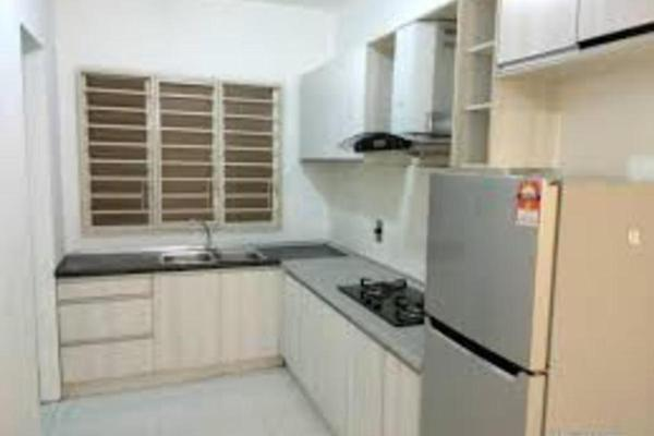 For Rent Condominium at Jalan Cemur, Titiwangsa Freehold Semi Furnished 3R/2B 1.7k