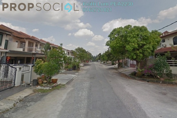 For Sale Terrace at BK5, Bandar Kinrara Freehold Fully Furnished 4R/3B 850k