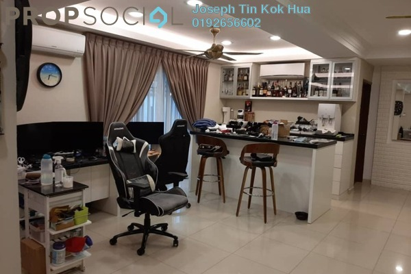 Terrace For Sale in Taman OUG, Old Klang Road Freehold Semi Furnished 3R/3B 1.3m