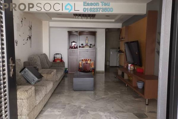 For Sale Terrace at Taman Sri Kepong Baru, Kepong Freehold Semi Furnished 3R/2B 625k